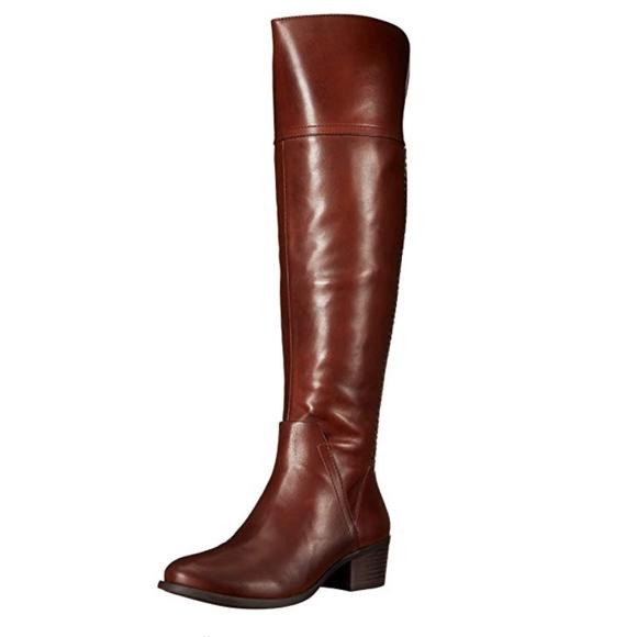 1f59858f6b2 Vince camuto shoes bendra riding boot poshmark jpeg 580x580 Bendra  whipstitch